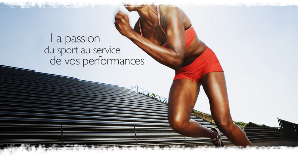 Our passion for sports boosting your performance