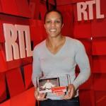 """Lucie """"femme de l'année 2011 RTL-Marie Claire"""" !"""
