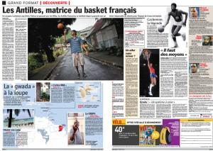 Special Antilles, 17/08/2011