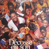 Lucie L'Equipe Magazine, 17/10/2012