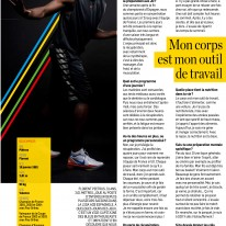 Florent Pietrus- Mens Health, août 2012