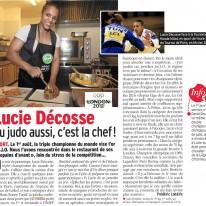 Lucie-Télé 7 jours, 04/08/2012